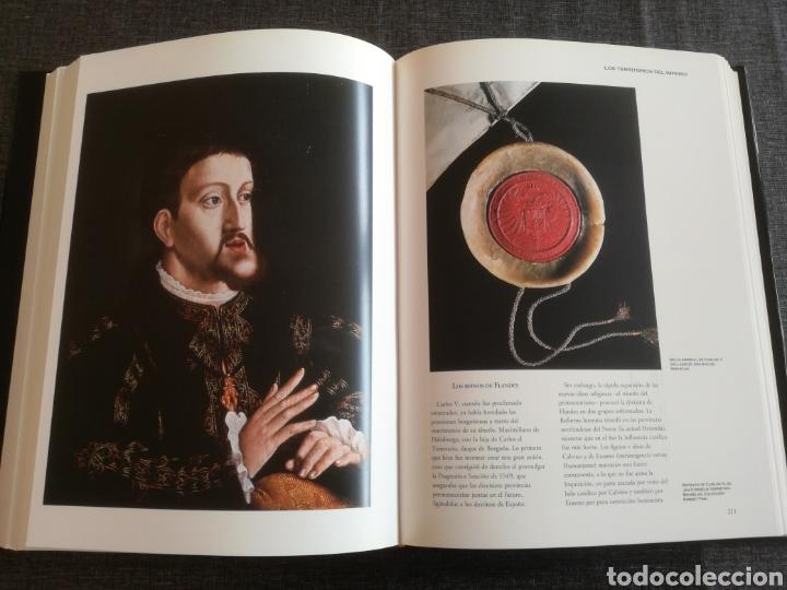 Libros de segunda mano: CARLOS V Y SU ÉPOCA - ARTE Y CULTURA - JUAN RAMON TRIADÓ - Foto 9 - 113411304