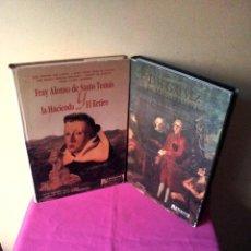 Libros de segunda mano: LOS GALVEZ DE MACHARAVIAYA Y FRAY ALONSO DE SANTO TOMAS Y LA HACIENDA EL RETIRO - BENEDITO EDIT 1994. Lote 113431879