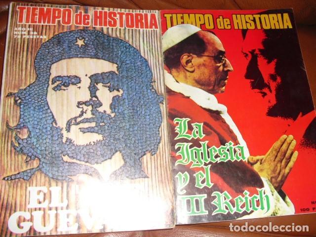 Libros de segunda mano: TIEMPO DE HISTORIA. 60 NUMEROS,VER DETALLE. - Foto 4 - 113520467