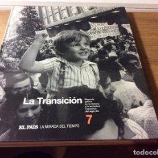 Libros de segunda mano: MEMORIA GRÁFICA DE LA HISTORIA Y LA SOCIEDAD ESPAÑOLAS DEL SIGLO XX - LA TRANSICIÓN -. Lote 113707911
