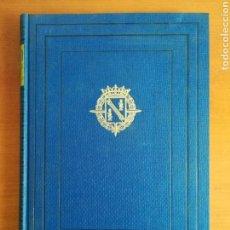 Libros de segunda mano: FRANCO EN SABADELL 27 DE ENERO DE 1942 - LIBRO NUMERADO - CAUDILLO. Lote 113963131