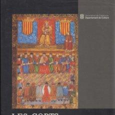 Libros de segunda mano: LES CORTS A CATALUNYA. ACTES DEL CONGRÉS D'HISTÒRIA INSTITUCIONAL. 28, 29 I 30 D'ABRIL DE 1988.. Lote 114217927