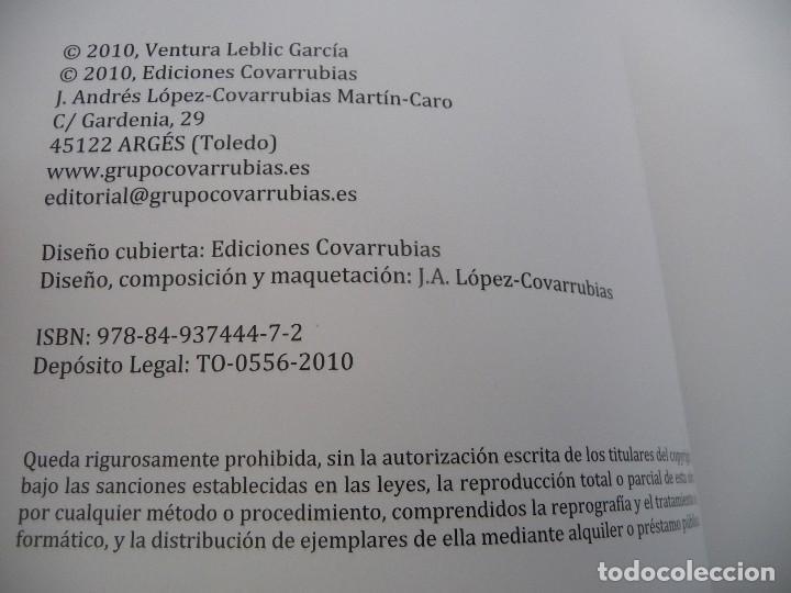 Libros de segunda mano: BREVE HISTORIA DE TOLEDO.2010,VENTURA LEBLIC. 17X24, RUSTICA,318PP. 90057 - Foto 2 - 114537851