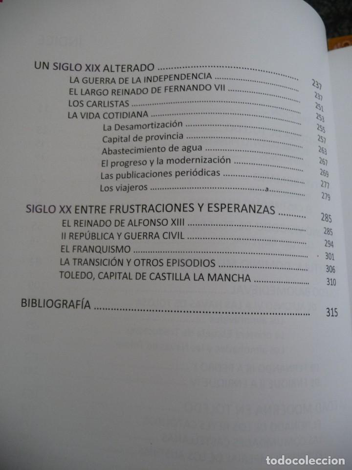 Libros de segunda mano: BREVE HISTORIA DE TOLEDO.2010,VENTURA LEBLIC. 17X24, RUSTICA,318PP. 90057 - Foto 4 - 114537851