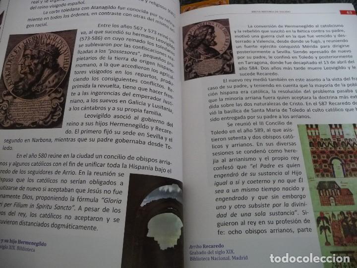 Libros de segunda mano: BREVE HISTORIA DE TOLEDO.2010,VENTURA LEBLIC. 17X24, RUSTICA,318PP. 90057 - Foto 5 - 114537851