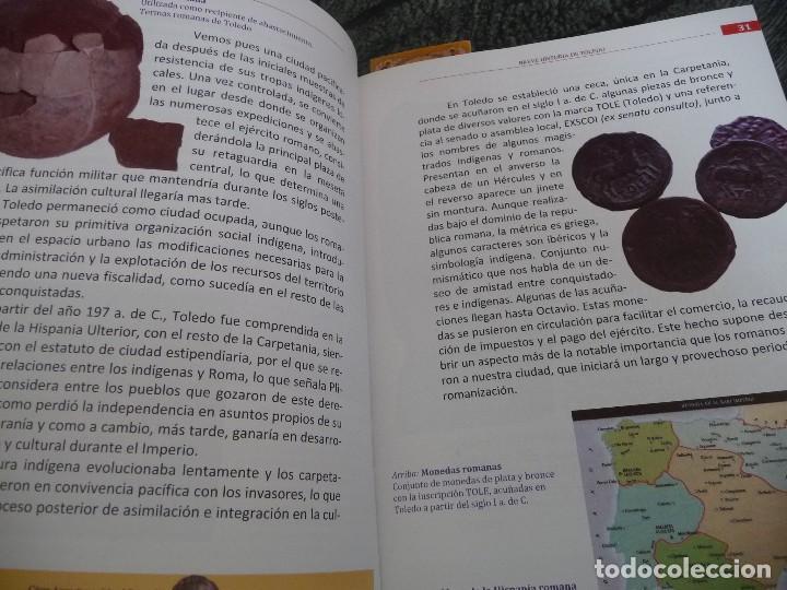 Libros de segunda mano: BREVE HISTORIA DE TOLEDO.2010,VENTURA LEBLIC. 17X24, RUSTICA,318PP. 90057 - Foto 7 - 114537851
