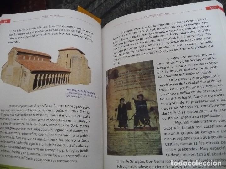 Libros de segunda mano: BREVE HISTORIA DE TOLEDO.2010,VENTURA LEBLIC. 17X24, RUSTICA,318PP. 90057 - Foto 8 - 114537851