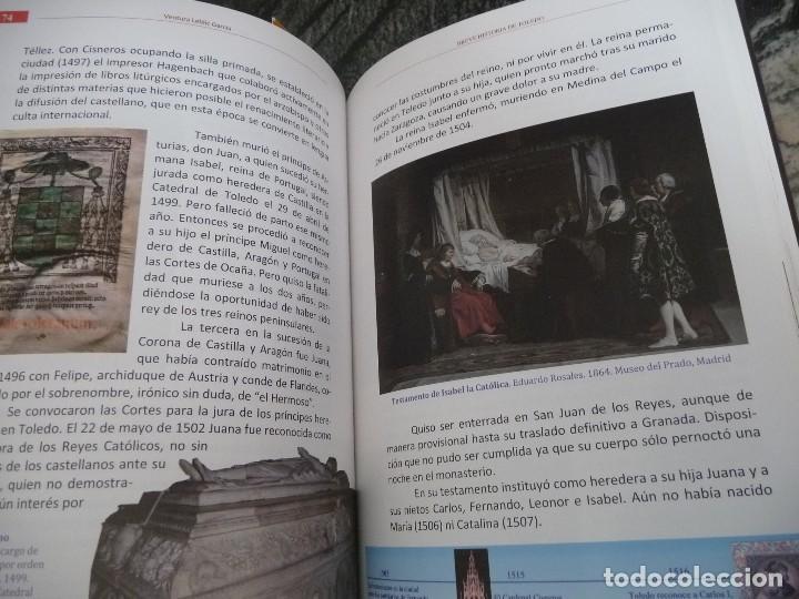 Libros de segunda mano: BREVE HISTORIA DE TOLEDO.2010,VENTURA LEBLIC. 17X24, RUSTICA,318PP. 90057 - Foto 9 - 114537851