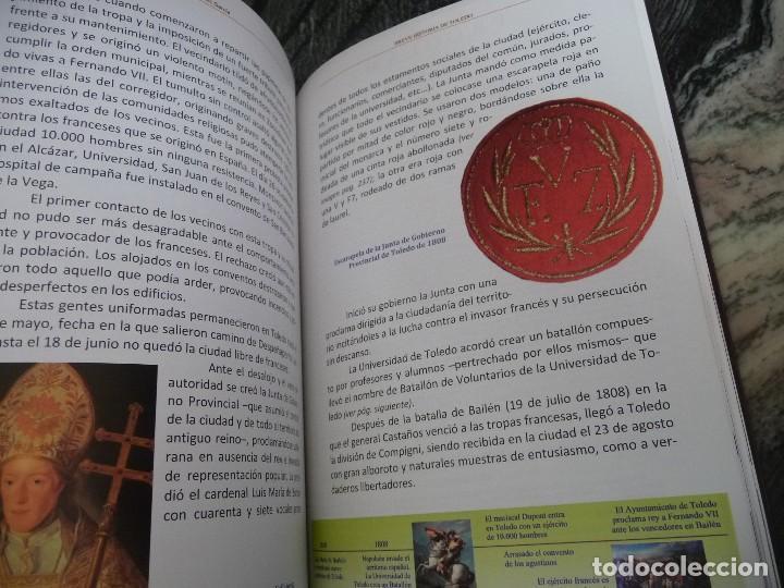 Libros de segunda mano: BREVE HISTORIA DE TOLEDO.2010,VENTURA LEBLIC. 17X24, RUSTICA,318PP. 90057 - Foto 11 - 114537851