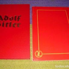 Libros de segunda mano: ADOLF HITLER - BILDER AUS DEM LEBEN DES FÜHRERS - IMAGENES DE LA VIDA DEL FÜHRER -. Lote 115305351