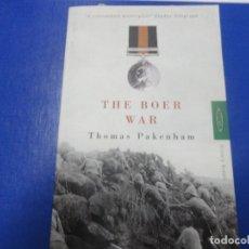 Libros de segunda mano: THE BOER WAR - THOMAS PAKENHAM. Lote 115538839