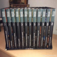 Libros de segunda mano: NUESTRA HISTORIA - ESPAÑA - SIGNO EDITORES - 12 VOLUMENES COLECCIÓN COMPLETA -. Lote 115659855