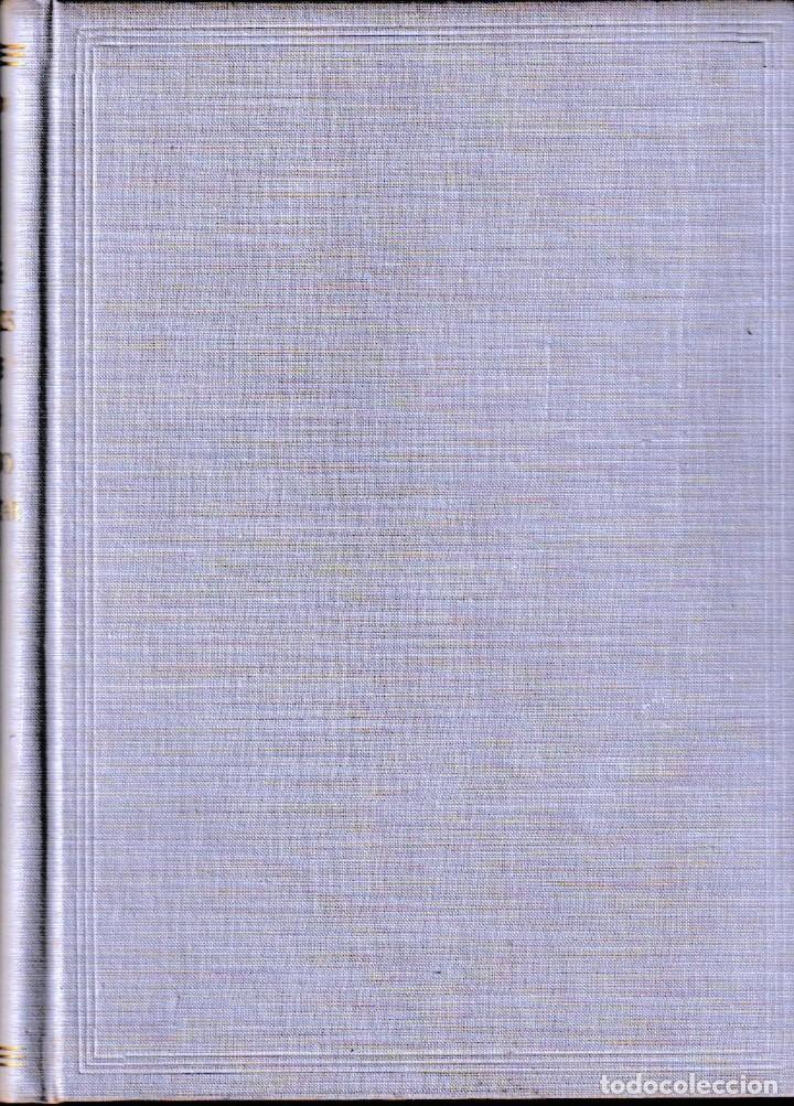 Libros de segunda mano: ÍNDICE DE LOS EXPEDIENTES MATRIMONIALES DE MILITARES Y MARINOS T. II (CSIC 1967) SIN USAR - Foto 3 - 150472138
