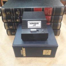 Libros de segunda mano: COLECCIÓN COMPLETA HISTORIA DECENNIUM SISTEMA SONOBOX AÑOS 40 50 60 70 PLAZA JANES. Lote 119181179