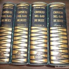 Libros de segunda mano: CRONICAS DEL OJO DE BUEY. G. TOUCHARD -LAFOSSE.OBRA 4 TOMOS. REINADO DE LUIS XIII. ED. LOREZANA.1962. Lote 118995295