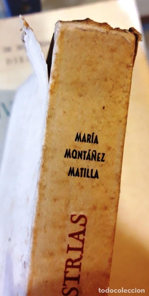 Libros de segunda mano: EL CORREO EN LA ESPAÑA DE LOS AUSTRIAS (Mª MONTÁÑEZ 1953) SIN USAR. - Foto 3 - 120382806