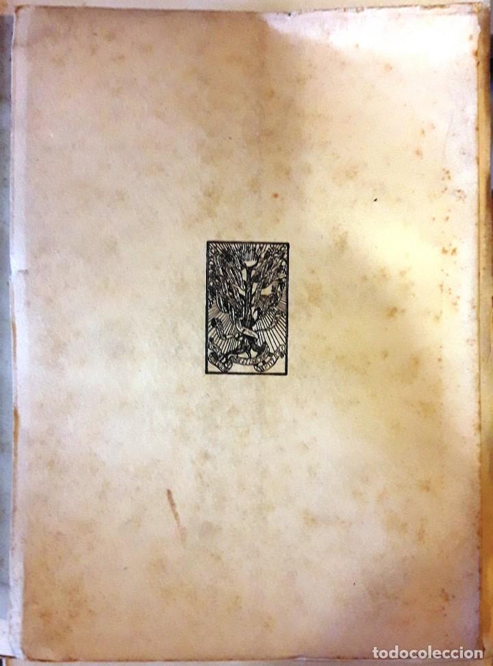 Libros de segunda mano: EL CORREO EN LA ESPAÑA DE LOS AUSTRIAS (Mª MONTÁÑEZ 1953) SIN USAR. - Foto 2 - 120382806