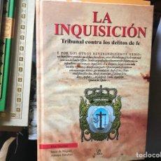 Libros de segunda mano - La Inquisición. Tribunal contra los delitos de la fe. Pilar Huertas - 120721855