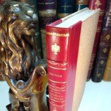 Libros de segunda mano: LA VIDA ESPAÑOLA EN EL SIGLO XIX - FERNANDO DIAZ-PLAJA - AFRODISIO AGUADO S.A. - MADRID - 1952 -. Lote 122169227