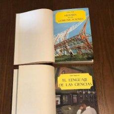 Libros de segunda mano: LOTE 4 LIBROS HISTORIA DE LAS COMUNICACIONES.ORIGINALES Y REENCUADERNADOS CON TAPA DURA. Lote 122264247