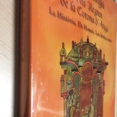 Libros de segunda mano: CATALUÑA Y LOS REINOS DE ARAGON, 4 TOMOS. Lote 122797359