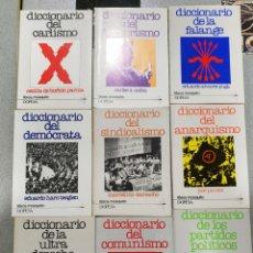 Libros de segunda mano: LIBROS MOSQUITO,EDITORIAL DOPESA. Lote 123619198