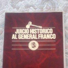Libros de segunda mano: JUICIO HISTORICO AL GENERAL FRANCO (CAMBIO 16. CARTONE). Lote 124745043
