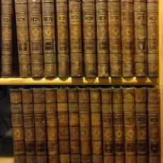 Libros de segunda mano: NUMULITE E0012 HISTORIA GENERAL DE ESPAÑA DON MODESTO LAFUENTE MONTANER Y SIMON 25 TOMOS. Lote 125125039