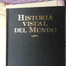 Libros de segunda mano: HISTORIA VISUAL DEL MUNDO, FASCÍCULOS. PERIÓDICO EL MUNDO. AÑO1994. Lote 125148583