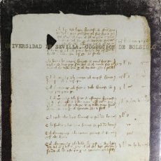 Libros de segunda mano: SEVILLA, FORTALEZA Y MERCADO: LAS TIERRAS, LAS GENTES… DE LA CIUDAD EN EL SIGLO XIV / RAMÓN CARANDE.. Lote 125171927