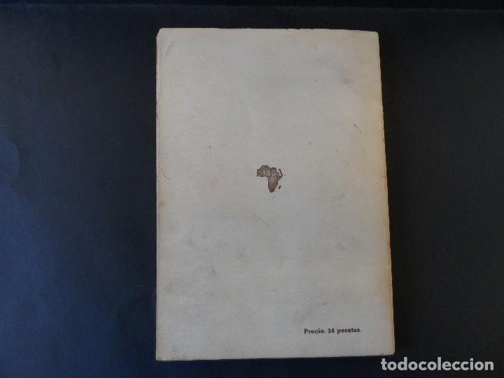 Libros de segunda mano: RESEÑA HISTORICA DE LA PRESENCIA DE ESPAÑA EN EL GOLFO DE GUINEA. A. MORENO . MADRID 1952 - Foto 4 - 125950743