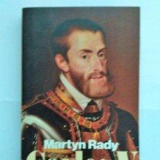 Libros de segunda mano: CARLOS V, ** MARTYN RAD. Lote 126048111