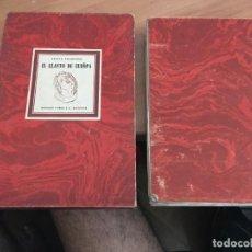 Libros de segunda mano: EL LLANTO DE EUROPA FELIO A. VILLARRUBIAS TIRADA ESPECIAL PAPEL HILO GUARRO 75 EJEMPLARES 1948 (LB34. Lote 126398823