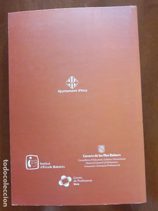 Libros de segunda mano: XII Jornades d´estudis locals. Ajuntament d´Inca Mallorca 2011 - Foto 2 - 127639835