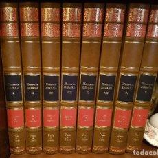 Libros de segunda mano: COLECCIÓN DE LIBROS HISTORIA DE ESPAÑA . Lote 127946243