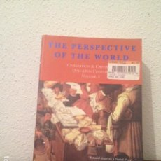 Libros de segunda mano: THE PERSPECTIVE OF THE WORLD ,VOL 3: CIVILIZATION & CAPITALISM 15-18TH CENTURY. Lote 128003055