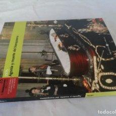 Libros de segunda mano: 1975 AGONIA Y MUERTE DEL FRANQUISMO-EL FRANQUISMO AÑO A AÑO 35. Lote 128125979
