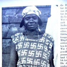 Libros de segunda mano: LIBRO DEUTSCHLAND,DEUTSCHLAND UEBER ALLES,1929,PERSEGUIDO POR LOS NAZIS DEL III REICH,FACSIMIL 1964. Lote 128948875
