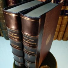 Libros de segunda mano: TEXTOS BÁSICOS DE ÁFRICA - JOSE MARÍA CORDERO TORRES - 2 VOLÚMENES - MADRID - 1962 -. Lote 129173131