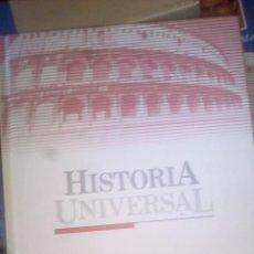 Libros de segunda mano: ROMA-TOMO 6-HISTORIA UNIVERSAL-SALVAT-EL PAIS-2004. Lote 130466342