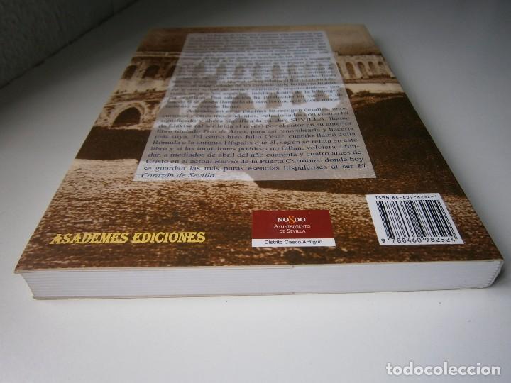 Libros de segunda mano: EL CORAZON DE SEVILLA Rafael Raya Rasero autor editor 2005 - Foto 6 - 132789418