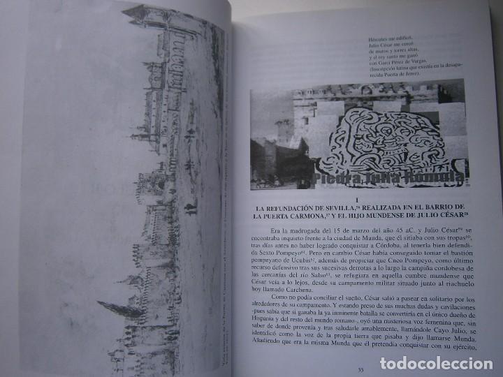 Libros de segunda mano: EL CORAZON DE SEVILLA Rafael Raya Rasero autor editor 2005 - Foto 12 - 132789418
