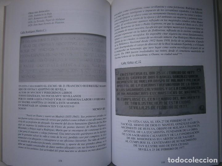 Libros de segunda mano: EL CORAZON DE SEVILLA Rafael Raya Rasero autor editor 2005 - Foto 17 - 132789418