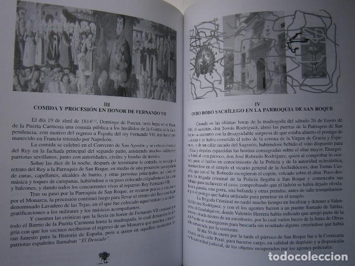 Libros de segunda mano: EL CORAZON DE SEVILLA Rafael Raya Rasero autor editor 2005 - Foto 26 - 132789418