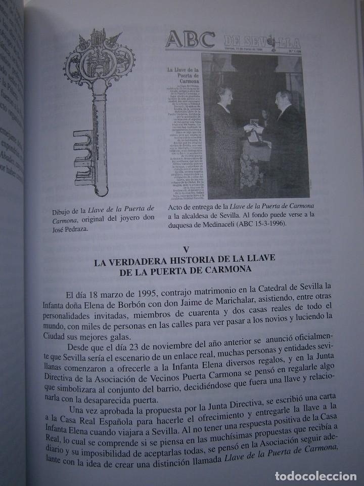 Libros de segunda mano: EL CORAZON DE SEVILLA Rafael Raya Rasero autor editor 2005 - Foto 27 - 132789418