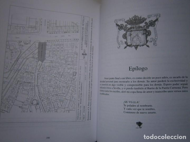 Libros de segunda mano: EL CORAZON DE SEVILLA Rafael Raya Rasero autor editor 2005 - Foto 29 - 132789418