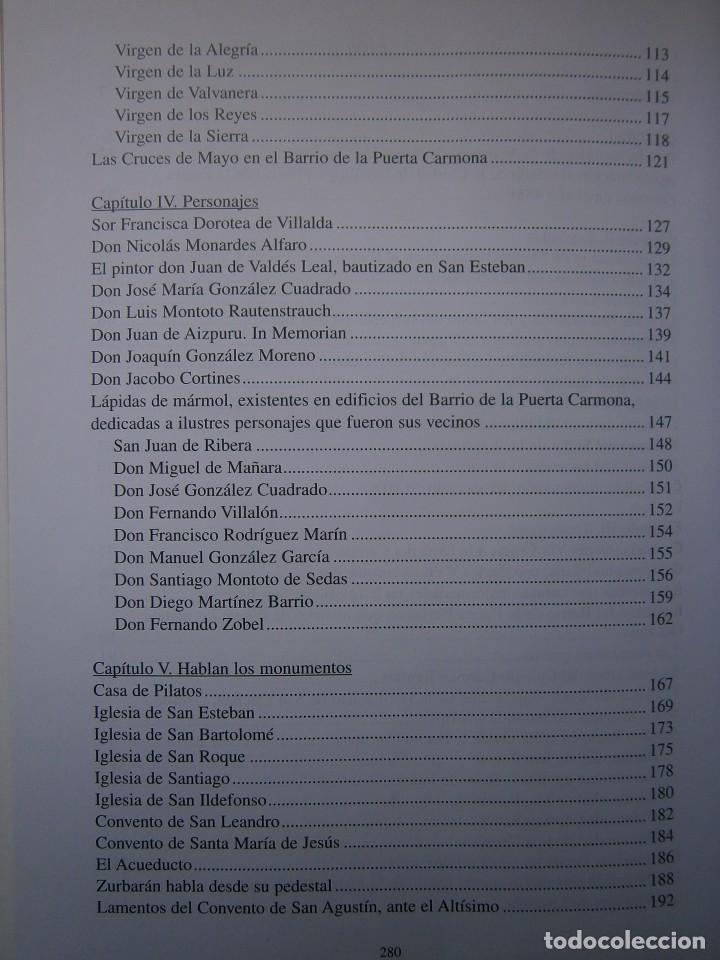 Libros de segunda mano: EL CORAZON DE SEVILLA Rafael Raya Rasero autor editor 2005 - Foto 31 - 132789418
