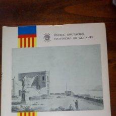 Libros de segunda mano: DÍA DE LA PROVINCIA 28 DICIEMBRE 1975-DENIA (ALICANTE) .. Lote 132810486