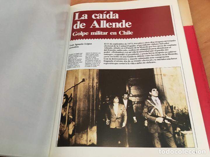 Libros de segunda mano: LOS GRANDES HECHOS DEL SIGLO XX. COMPLETA EN 10 TOMOS CON 480 FASCIMIL DE PERIODICOS DE EPOCA (LB35) - Foto 5 - 132984782