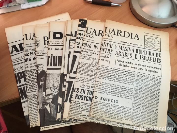 Libros de segunda mano: LOS GRANDES HECHOS DEL SIGLO XX. COMPLETA EN 10 TOMOS CON 480 FASCIMIL DE PERIODICOS DE EPOCA (LB35) - Foto 7 - 132984782
